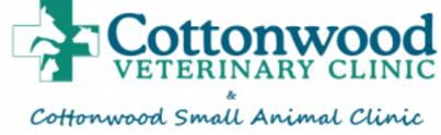 Cottonwood Vet Clinic logo